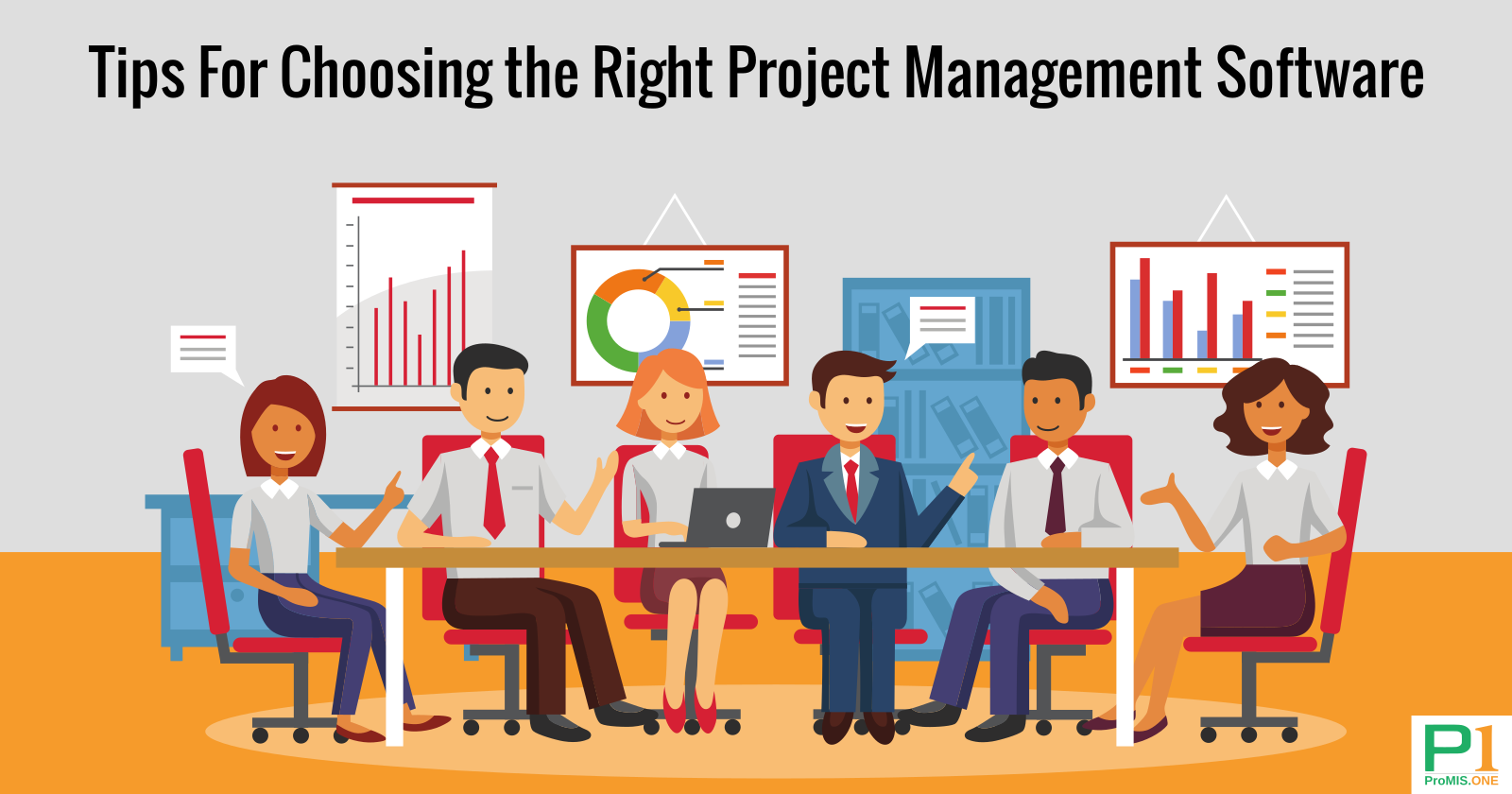Tips For Choosing the Right Project Management Software